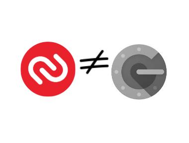 Điểm khác biệt giữa Authy và Google Authenticator